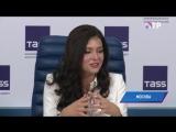 Мисс Россия и Вице-Мисс Россия 2015 рассказали о подготовке к конкурсам