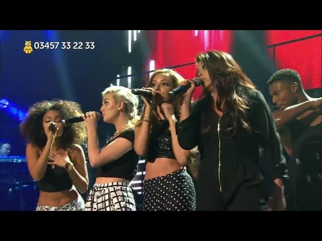 Little Mix - Move at BBC Children in Need Rocks 2013