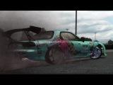 Mazda RX-7 FD3S 13B-REW сборка в SLRR