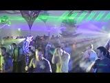 Chillout Planet Festival 2014 Laser installation at Main Dancefloor