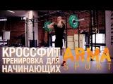 Кроссфит тренировка для начинающих – ARMA Sport