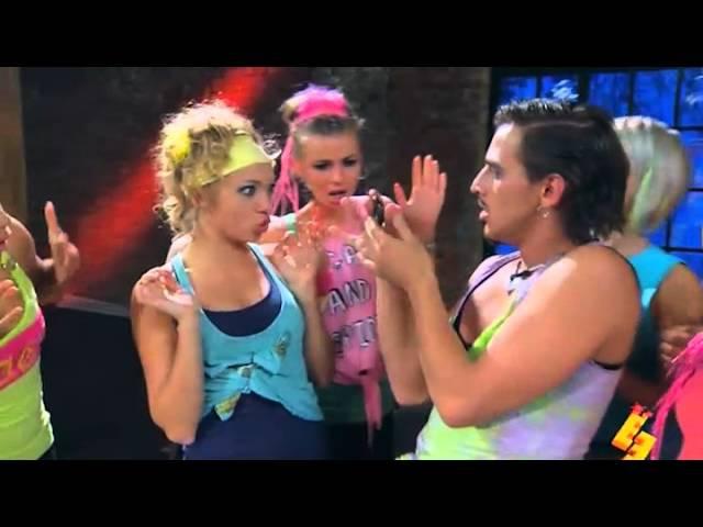 ДаЁшь МолодЁжь! - Школа танцев Алекса Моралеса - Членистоногий