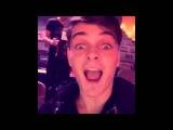 MARTIN GARRIX Snapchat Video Pt.2(ft. Tiesto,King Bach,Oliver Heldens,Amanda Cerny)