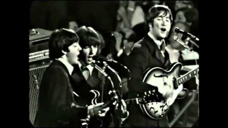 The Beatles Nowhere Man 1966 HQ YouTube