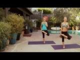 Pilates & Yoga | High Intensity Cardio Workout | Zuzka Light & Lorna Jane | Episode #4