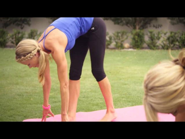 My Active Life with Lorna Jane : Yoga for the everyday with Lorna Jane Charlotte Dodson -- Ep 6