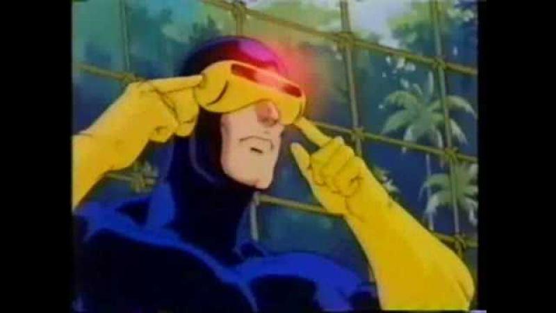 X-Men Pryde of the X-Men Intro