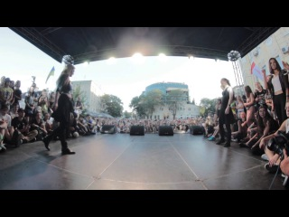 Dora vs Alya || Stamina Battle 2015