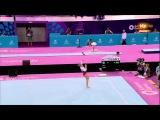 Gaelle Mys. 2015 European Games. AA. FX