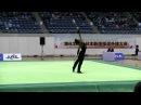 Men's Rhythmic Gymnastic clubs Aomori univ JAPAN Slumdog Millionaire