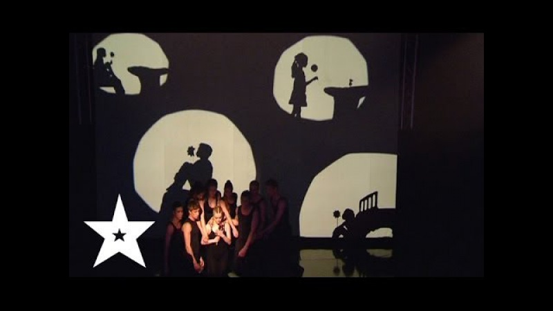 Театр теней Dreamway - Україна має талант-6 - Финал - 31.05.2014
