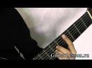 Аккорд C или Db на гитаре