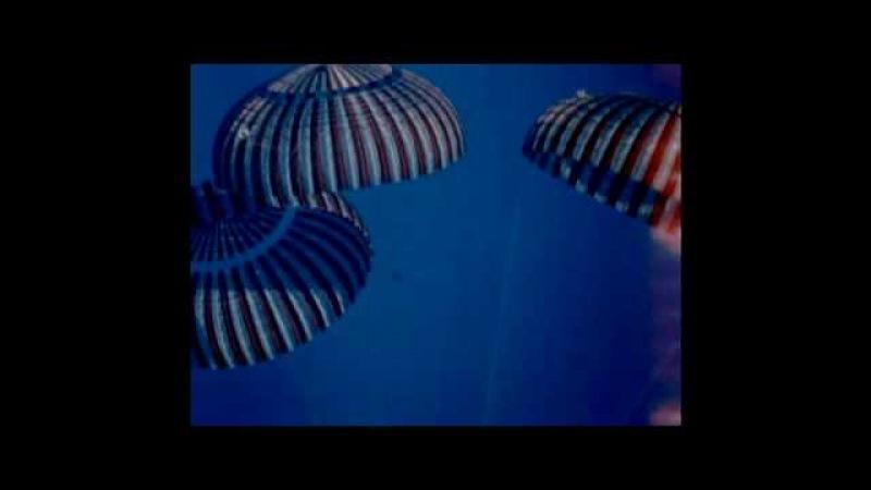 Apollo Launch Abort System Test