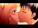 Аниме клип про любовь - Давай убежим туда, где не будет никого ...