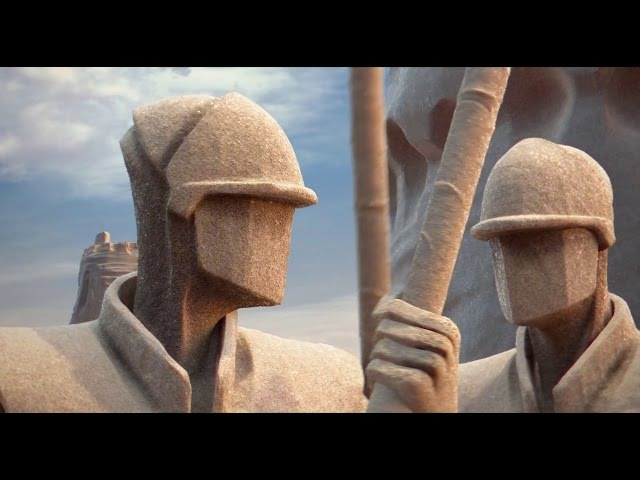 CGI Animated Short Film HD Chateau de Sable (Sand Castle) by ESMA | CGMeetup
