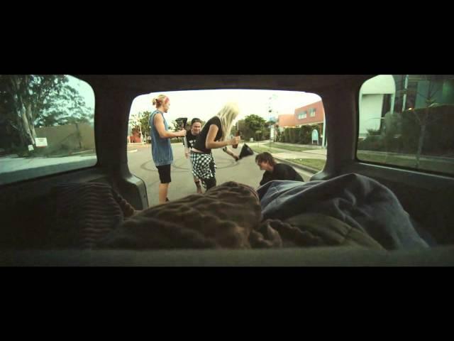 Violent Soho - Saramona Said (Official Video)