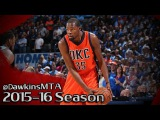 Kevin Durant Full Highlights 2015.11.01 vs Nuggets - 25 Pts, 5 Assists, Too-EASY!