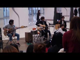 160314 NFlying COEX live - Talking JaeHun bombastic dance