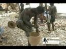 Djembe - Making a Djembe - Ghana, West Africa