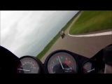 ZXR 400 Lelystad trackday organized by Motoport Leeuwarden 25-08-2014