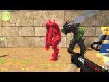 Counter-Strike 1.6: Зомби сервер ABC Zombie[CSO MIX] #101 cерия с *GOLD*