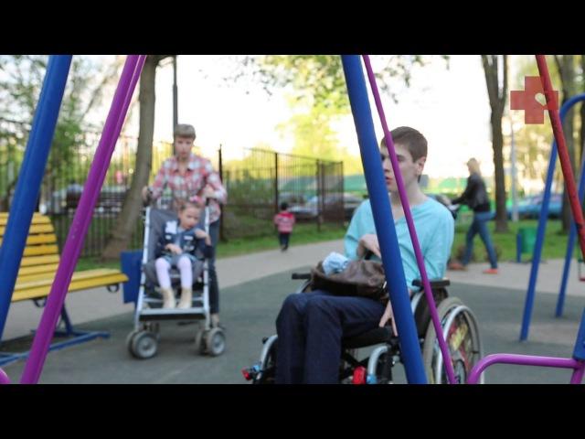 Один день мамы двух детей-инвалидов ключ к выживанию