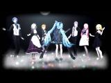 MMD Vocaloid EightCrazy