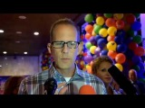 Inside Out premiere Roma | Interviste Pete Docter, Malika Ayane