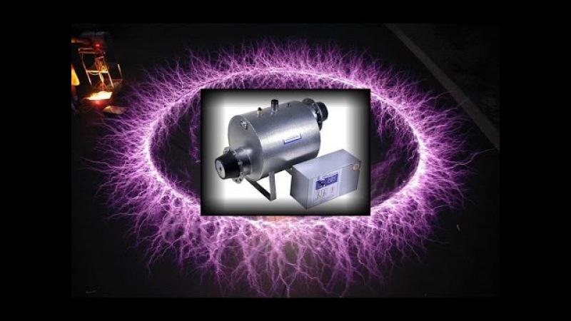 Электрокотёл на энергии эфира да еще с самозапиткой- это возможно!