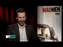 Mad Mens Jon Hamm On Whether He'd Join 'The Walking Dead - MTV News