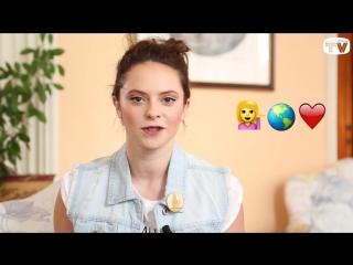 Canzoni per un mondo migliore: i consigli di Francesca Michielin