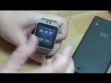 Aplus GV18 - умные часы телефон с SIM картой за 2200 руб. (подробнее под видео)