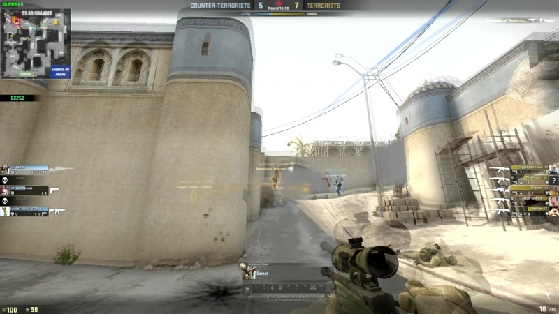 2nd ace with Damet