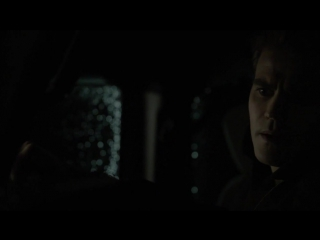 The Vampire Diaries 7x14 Rayna almost kills Stefan, Klaus saves Stefan