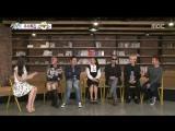 CUT 150927 EXO Baekhyun @ MBC &ltThe Gifted&gt Chuseok Special