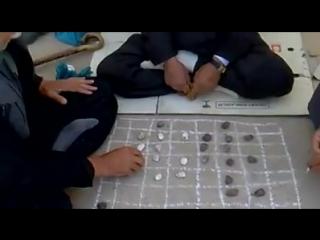 Вот как надо играть в шашки.