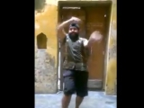 Indian Male Performing Dance From Aaja nachle Movie
