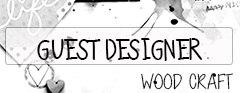 Я приглашенный дизайнер в WOOD CRAFT