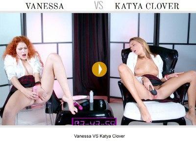 Vanessa VS Katya Clover