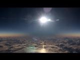 Alaska Airlines Solar Eclipse Flight
