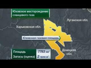 Славянск-сланцевый газ.