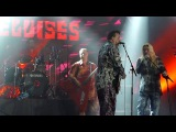 The Red Elvises feat Балу Don't Crucify Me live in St Petersburg @ Aurora 2016 1