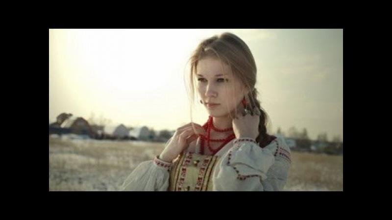 Просто Русь мне дала это тело и Родину и Русское имя мое! Катя Ратушная - Русь Вел ...