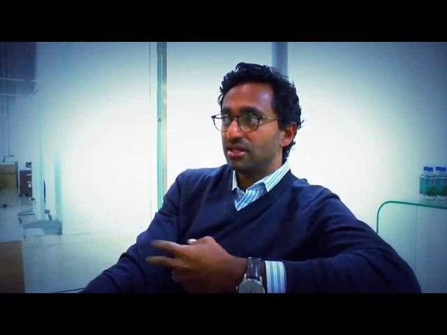 The genius of Silicon Valley: Chamath Palihapitiya