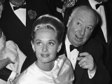 Rare 1963 THE BIRDS Interviews w Alfred Hitchcock &amp Tippi Hedren