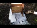 Дробилка пенопласта своими руками Роман Чернов Homemade Styrofoam Crusher