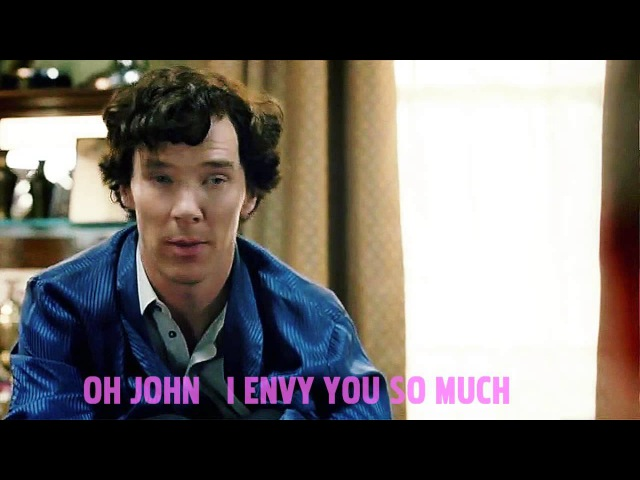 ▶ Sherlock (BBC) | Insults and Funny Moments 1/2