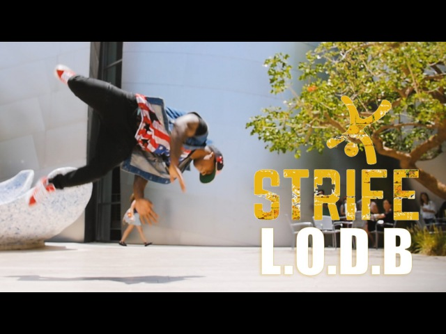 L O D B Last Of the Dying Breed @ Disney Concert Hall Los Angeles STRIFE
