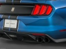 Ford Mustang Shelby GT-350-R V8 Engine Performance Review 2016