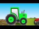Мультик про машинки. Виды ТРАНСПОРТА. Учим транспорт - развивающий мультфильм для самых маленьких